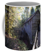 Historical 1868 Cades Cove Cable Mill Coffee Mug