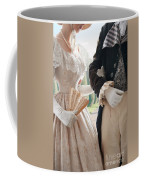 Historical Couple Arm In Arm Coffee Mug