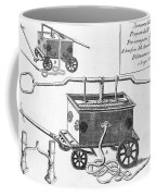 Historical Fire Engine 1728 Coffee Mug