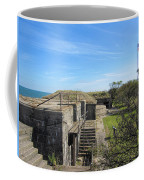 Historical Fort Wool Virginia Landmark Coffee Mug