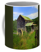 Historical Whites Mill Coffee Mug by Karen Wiles