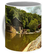 History Along Slippery Rock Creek Coffee Mug