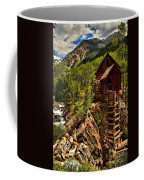 History In Crystal Coffee Mug
