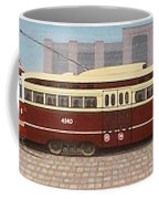 History Of The Toronto Streetcar Coffee Mug