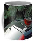 Hitching A Ride Coffee Mug