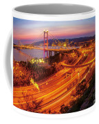 Hk Bridge Coffee Mug