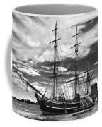 Hms Bounty Singer Island Coffee Mug by Debra and Dave Vanderlaan