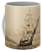 Hms Surprise Coffee Mug