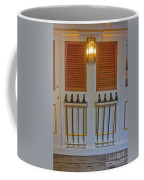 Hms Warrior Cutlasses Coffee Mug