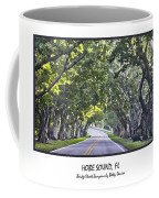Hobe Sound Fl-bridge Street Banyans Coffee Mug