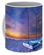 Hobecats Coffee Mug by Debra and Dave Vanderlaan