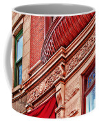 Hoboken Brownstone Art Coffee Mug