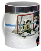 Hockey Off The Handle Coffee Mug