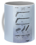 Hockey Stick Patent Coffee Mug