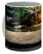 Hocking Hills Waterfall Coffee Mug
