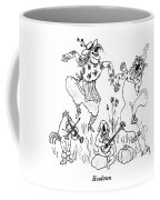Hoedown Coffee Mug