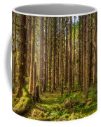 Hoh Rain Forest Coffee Mug