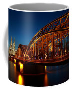 Hohenzollern Bridge Coffee Mug