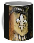 Hoi An's Fleur De Lys Coffee Mug