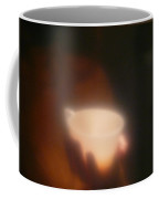 Holding The Light Coffee Mug