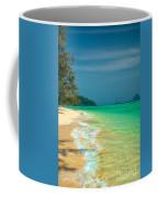 Holiday Destination Coffee Mug by Adrian Evans