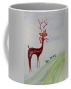 Holiday Greetings Coffee Mug