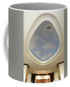 Holiday Inn Express Ceiling Dome Mural Coffee Mug