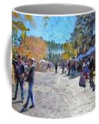 Holiday Market Coffee Mug
