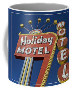 Holiday Motel Las Vegas Coffee Mug
