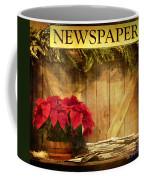 Holiday News Coffee Mug