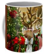 Holiday Reindeer Coffee Mug