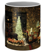 Holiday Sleigh Hsp Coffee Mug