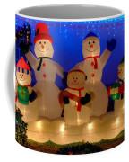 Holiday Snowmen 2 Coffee Mug