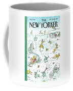 Holiday Spirit Coffee Mug