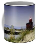 Holland Harbor Light  Coffee Mug