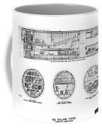 Holland Tunnel Construction Coffee Mug