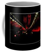 Holland Tunnel Lights Coffee Mug