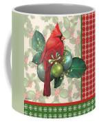 Holly And Berries-d Coffee Mug