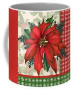 Holly And Berries-h Coffee Mug