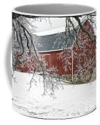 Holly Barn Coffee Mug