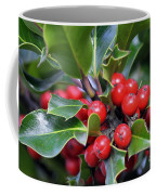 Holly Berries 2 Coffee Mug