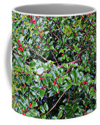 Holly Bush - Coffee Mug
