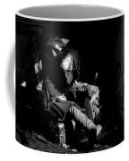 Holly In Chair 1980 Coffee Mug