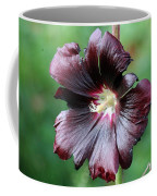Hollyhock Coffee Mug