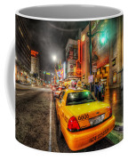 Hollywood Boulevard Coffee Mug