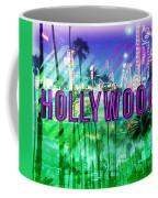 Hollywood Day And Night Coffee Mug