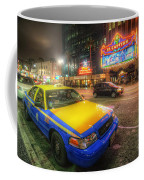 Hollywood Taxi Coffee Mug