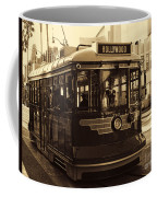 Hollywood Trolley Coffee Mug