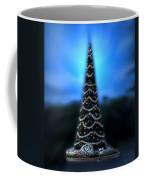 Hollywood Xmas Tree Walt Disney World Coffee Mug
