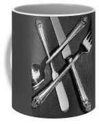 Holmes And Edwards Collection Silverware Coffee Mug